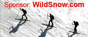 The Backcountry Skiing Blog